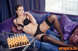 MelisaMendini-World Naughty Chess 88x