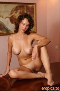 Фотосессия сексуальной Veronika I - Endowed