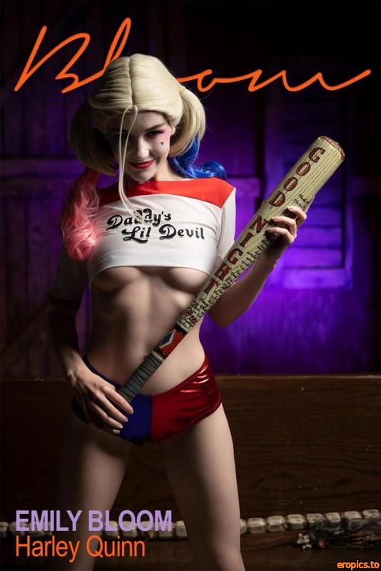 TheEmilyBloom Emily Bloom - Harley Quinn x61 5760px (10-13-2020)