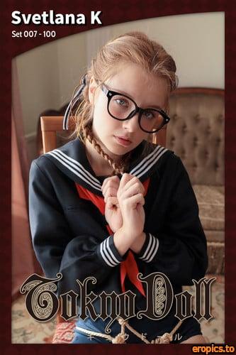 TokyoDoll Svetlana K - Set 007 - 100 Photos - November 18, 2020