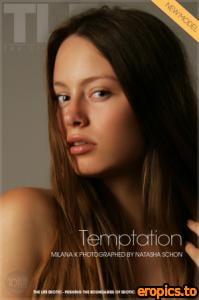 TheLifeErotic Milana K - Temptation - x142 - February 8, 2014