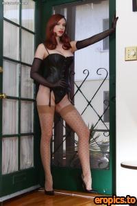 EmilyMarilyn Emily-Marilyn .dots stockings (x59) 1067*1600