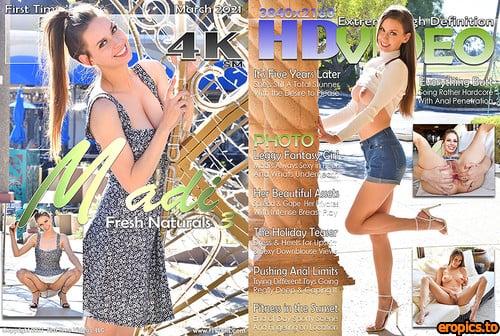 FTVGirls Madi III - Leggy Fantasy Girl 94 Photos - 4000px - Mar 01, 2021