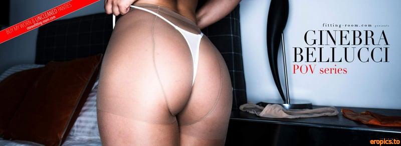 Fitting-Room Ginebra Bellucci - POV Series - Fetishist Babe (Set 1, 2020) x67