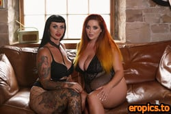 NothingButCurves Lucy Vixen - Breast Friends Forever - 158 Photos - 3000px - Jan 18, 2021