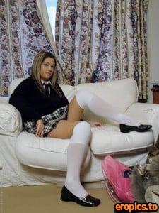 College-Uniform Samantha Buxton - College Uniform - x61 - 6048px - Nov 20, 2020