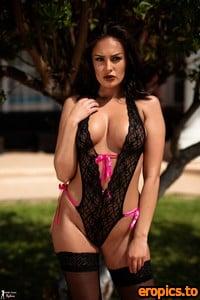 MoreThanNylons Jess Black - Holdups - x88 - 4500px - 2021-02-16