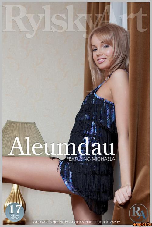 RylskyArt Michaela - Aleumdau   5000 Pix   46 Jpg   17-10-2014