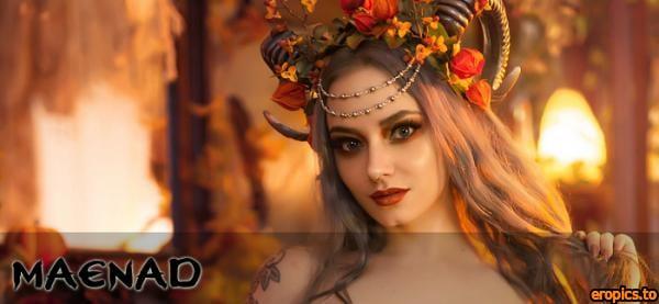ForbiddenRealm Genevieve - Maenad (Oct 05, 2019)