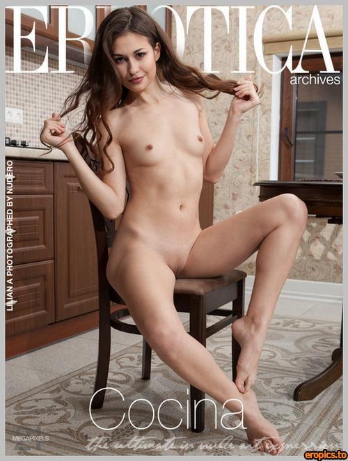 Errotica-Archives Lilian A - Cocina | 5616 Pix | 45 Jpg | 30-09-2016