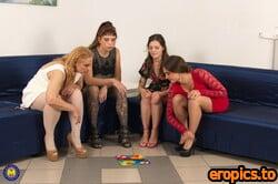 MatureNL Melia.Gena,Trisha,Devin -Old and Young Lesbians 53pics 900 x 1200px