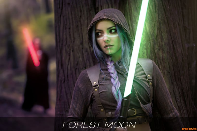 Stylerotica Genevieve & Kindra - Forest Moon - x50 - 2000px - Aug 27, 2016