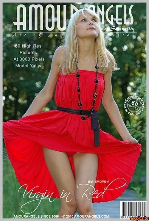 AmourAngels Sveta - Virgin In Red | 3008 Pix | 60 Jpg | 15-01-2010