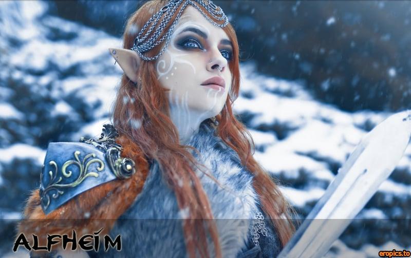 ForbiddenRealm Genevieve - Alfheim - x30 - 3000px - Feb 23, 2021