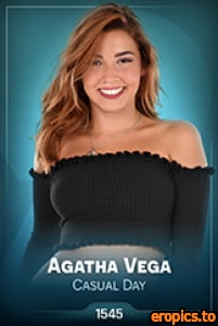 IStripper Agatha Vega - CASUAL DAY - PREVIEW UPCOMING CARD # 1545 - x 15 - 3000 x 4500 - October 24, 2020