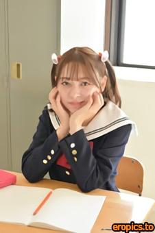 LovePop 2021-04-05 - Urara Haruno (002) Sailor Suit