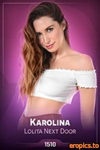 IStripper Karolina - LOLITA NEXT DOOR - x 50 - Card # 1510 - 3000 x 4500 - September 21, 2020