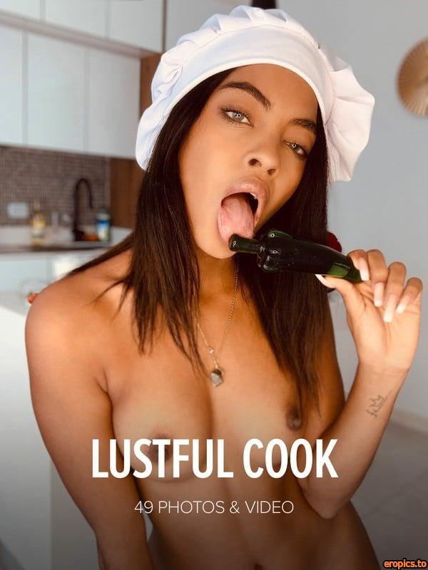 Watch4Beauty Sofi Vega - Lustful Cook x50 3088px (01-16-2021)