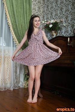 MetArt model Serena Wood in Rayto by Nudero
