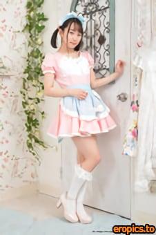 LovePop Yura Kano (004) Pink Maid - 2019-03-05
