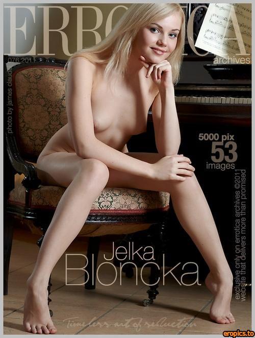 Errotica-Archives Jelka - Bloncka | 4000 Pix | 53 Jpg | 30-03-2011