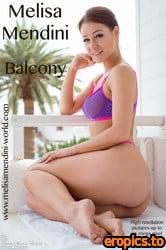 MelisaMendini-World Melisa Mendini - Balcony (2017-07-25)