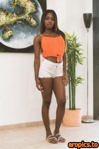 Lesbea Boni & Lya Missy - Interracial Latina Swimsuit Babes - x108 - June 3, 2021