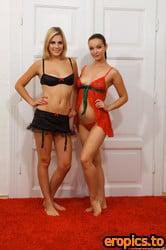 TeenMarvel Lili & Romana - Heartbreakers - x97 4118px