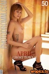 PhotoDromm April - Ghost Town 2 - 50 Photos - 3000px - Jun 12, 2021
