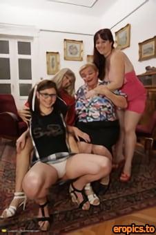 MatureNL Gigi,Jana W., Marina T.,Miranda,Jody -Old and Young Lesbians 122pics 1000 x 1400px