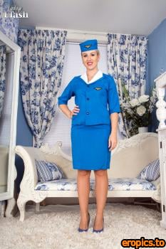 VintageFlash Evey Krystal - Will you fly with me? (170 Images) 04 August 2015