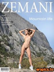 Zemani April - Mountain life 123 photos - 5600px - May 25, 2021