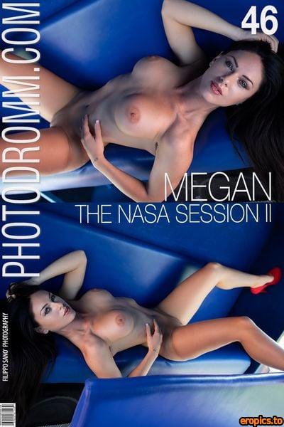 PhotoDromm Megan - The NASA Session 2 - 46 pics - 3000px - Apr 28, 2021