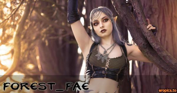 ForbiddenRealm Genevieve - Forest Fae (Mar 28, 2020)