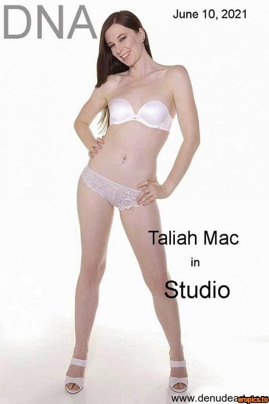 DeNudeArt Taliah Mac - Studio - x38 - June 10, 2021