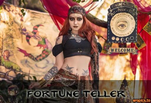 ForbiddenRealm Genevieve - Fortune Teller (Oct 19, 2019)