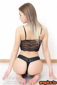Test-Shoots Daria breakdancer nude casting - 92 Photos (06.27.2019)