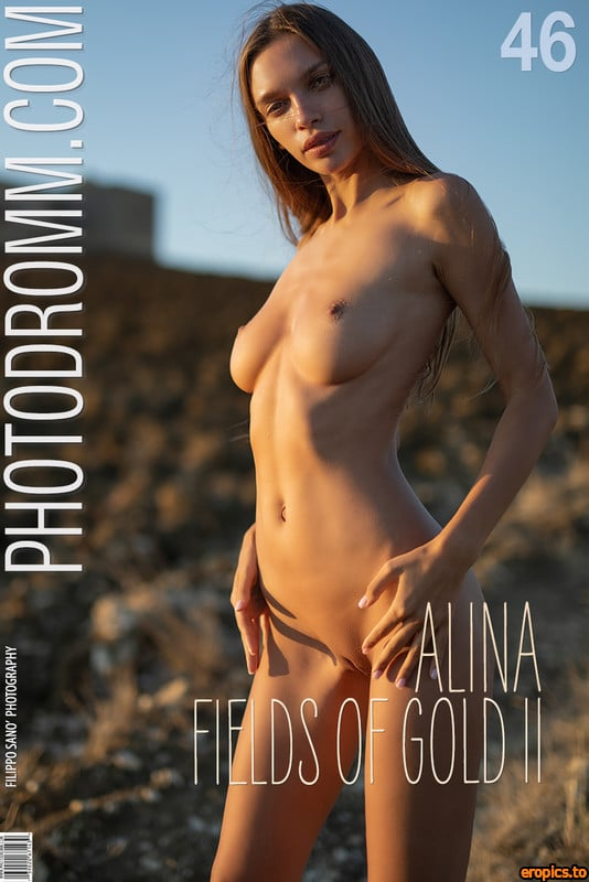 PhotoDromm Alina - Fields Of Gold - Set 2 - 2020.09.20 - 46x