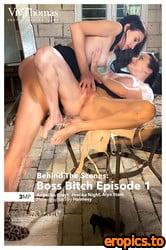 VivThomas Alya Stark, Angelika Greys, Jessika Night - Behind The Scenes: Boss Bitch, Episode 1 (27.02.2021) - 98x