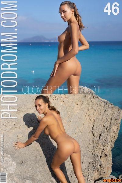 PhotoDromm Clover - The Island 2 - 46 pics - 3000px - Oct 24, 2020