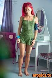 AbbyWinters Danna - Dressing Room & Squirting - 207 Photos