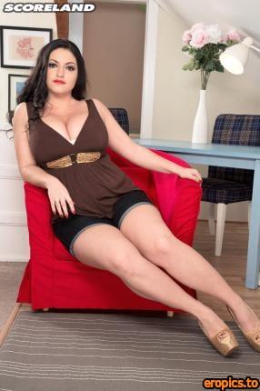 Scoreland Juliana Simms - Busty Beauty - September 21st, 2020 - 95x