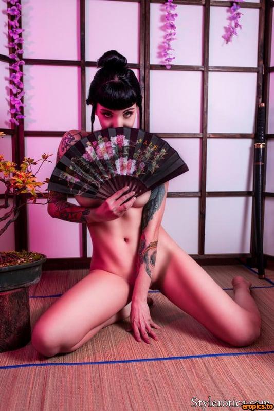 Stylerotica Miss Marilynn - Geisha - x56 - 3000px - Oct 17, 2020