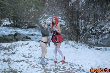 MarvelCharm Rebecca & Violet - Winter Trip (x206)