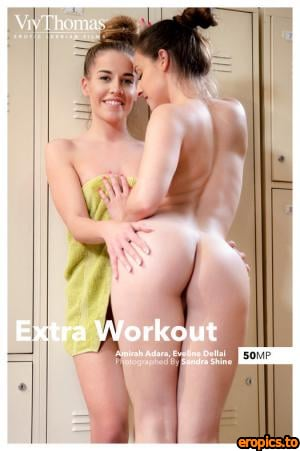 VivThomas Amirah Adara, Eveline Dellai - Extra Workout - 120 Photos - Sep 14, 2020