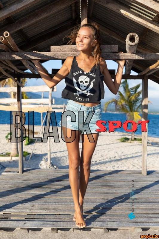 Katya-Clover Katya Clover - Black Spot - x55 - May 10, 2021